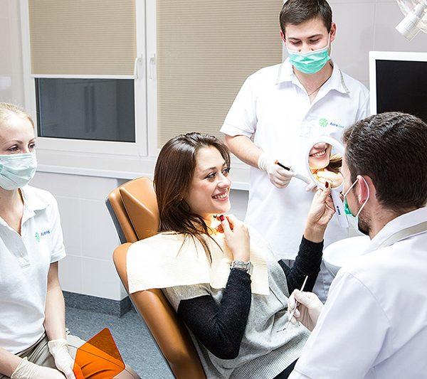 Astra Dent - стоматология № 1 в Киеве